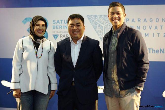 Najeela Shihab sampai Ridwan Kamil Berbagi cara hadapi Revolusi Industri 4.0