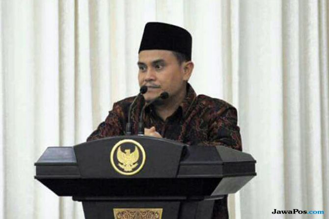 Rektor UIN IB Padang, Eka Putra Wirman