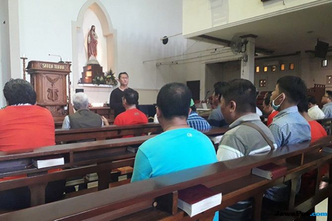 Ketegaran Hati Susistiyono, Penginjil yang Buta setelah Kecelakaan