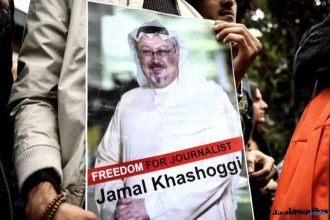 Jamal Khashoggi, wartawan Jamal Khashoggi, wartawan saudi dibunuh