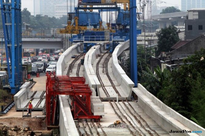 Nilai Biayai Terlalu Mahal, Ini Kritik JK Soal Pembangunan LRT