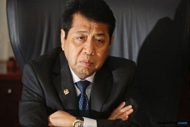 Novanto Tidak Diizinkan Baca Teks Proklamasi, Ini Alasan Orang Istana