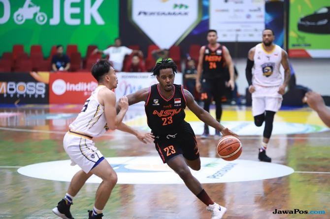 IBL 2018/2019, basket, Indonesia, NSH Jakarta, Satya Wacana Salatiga