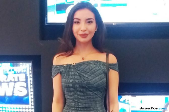Manohara Odelia Pinot Kuliah Politik Bersama Nasdem