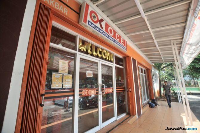 OK OCE Mart Kalibata Bangkrut Karena Pedagangnya Asal Buka