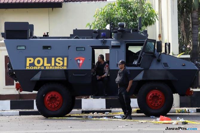 Operasi Kontra Teroris di Mako Brimob Selesai, Tidak Ada Negosiasi!