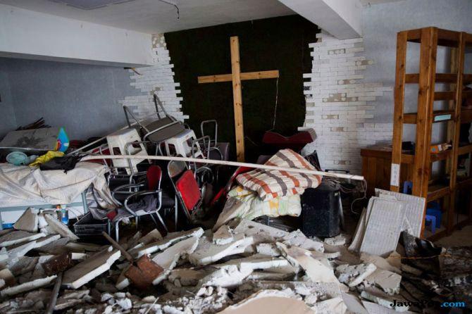 tiongkok, kristen, persekusi agama,