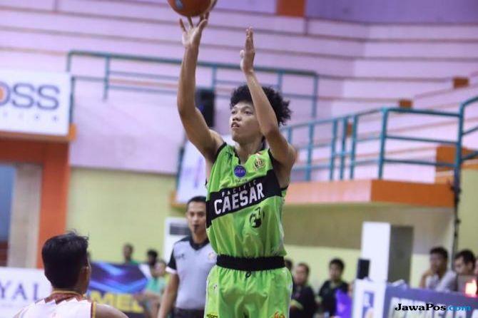 IBL 2018/2019, basket, Indonesia, Pacific Caesar Surabaya, Hangtuah