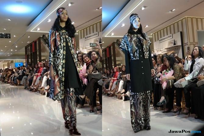 Padu Padan Batik Dalam Busana Modest Ala Denny Wirawan