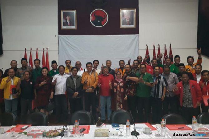 Pakde Karwo Gugur Jadi Ketua Tim Pemenangan Jokowi-Ma'ruf Amin