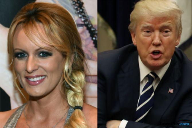 Paksa Pelanggan Pegang Tubuhnya, Mantan Selingkuhan Trump Ditangkap