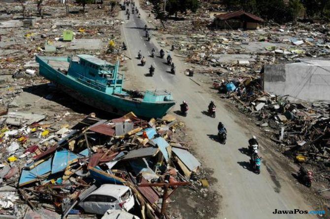 gempa sulteng, balaroa, petobo, palestina, tsunami palu,