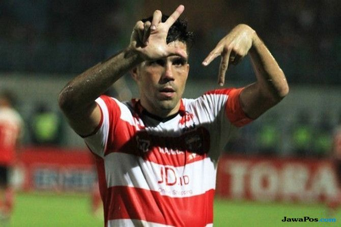 Madura United, Fabiano Beltrame, Persib Bandung