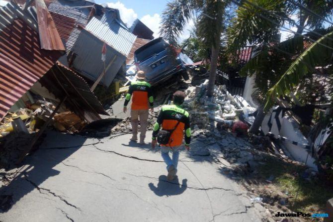 Pascagempa dan Tsunami Sulteng, 8 WNABelum Ditemukan