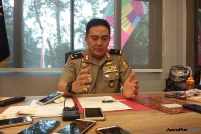 Pascagempa Lombok, Ratusan Personel Brimob Diterbangkan ke Mataram