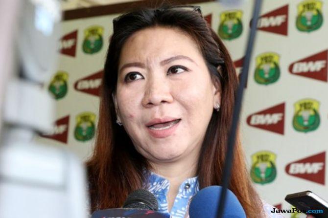 Susy Susanti, PBSI, bulu tangkis, Indonesia