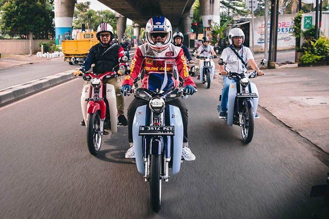 Pecinta Honda Super Cub C125 Sepakat Bentuk Komunitas