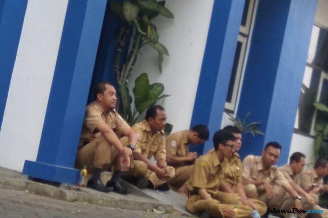 Pegawai Cipta Karya Kabupaten Malang Mengeluh Kantornya Digeledah KPK