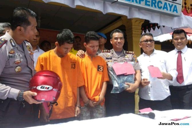 Pelaku Kejahatan Jalanan di Pekanbaru Didominasi Kaum Muda