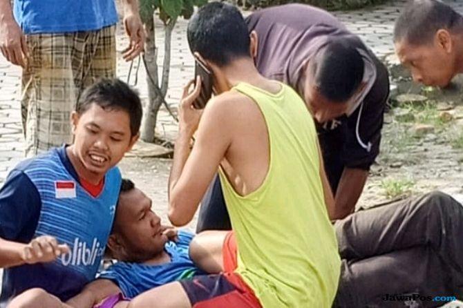 Pelaku Pembobol Kotak Infak Ditangkap Saat Beraksi
