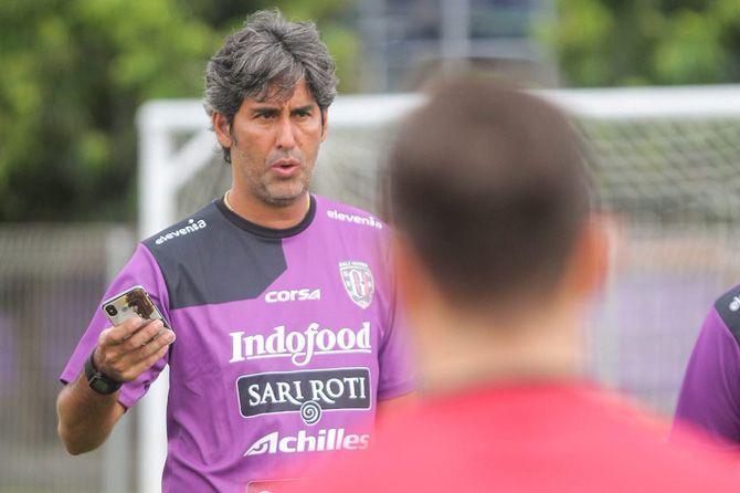 Pelatih Juara Liga 1 2018 Soroti Kekalahan Telak Bali United