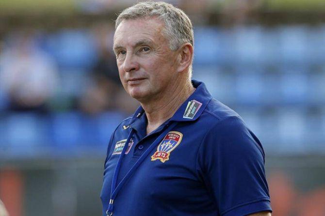 Pelatih Newcastle Jets Tak Menyangka dengan Kekuatan Persija