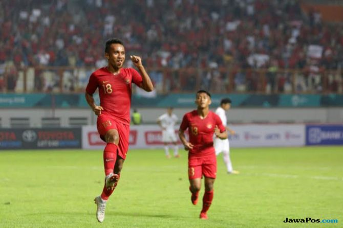 Pelatih Persebaya 'Sayangkan' Dua Gol Irfan Jaya di Timnas Indonesia