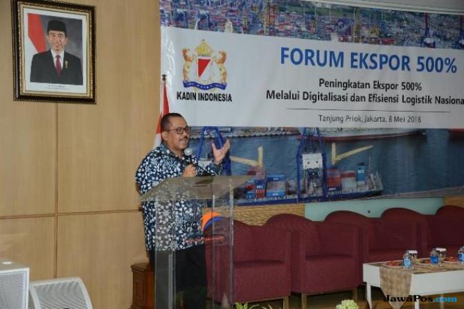 Pelindo II Dukung Pengembangan Ekspor Lewat Digitalisasi Pelabuhan