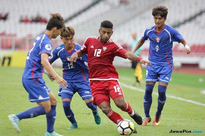 Piala Asia U 19 2018, Taiwan U 19, Wang Jiazhong
