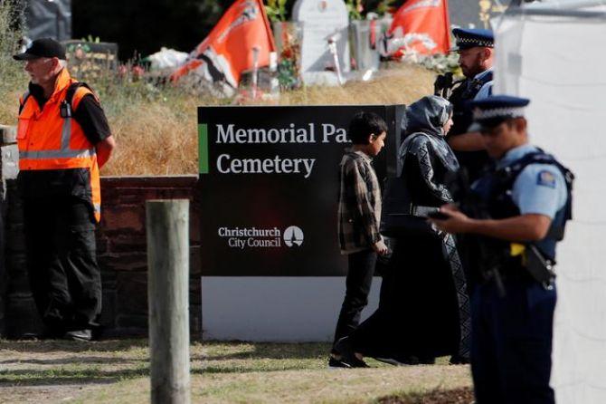 Pembantaian Selandia Baru News: Pemakaman Jenazah Korban Teroris Di Selandia Baru Dimulai