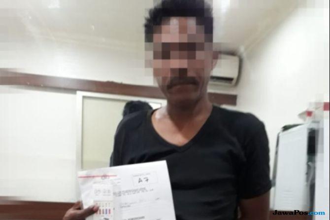 Pemasok Sabu ke Oknum Anggota DPRD Sumbar Barat Daya Ditangkap