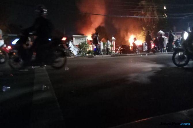 Pembakaran dan Penyerangan Polsek Ciracas, Ini Tanggapan TNI AL