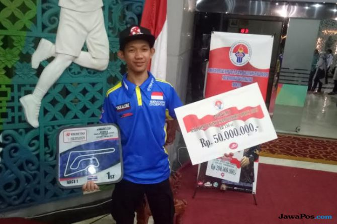ARRC 2019, Wawan Wello, Asia Road Racing Championship