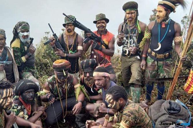 Pembunuhan di Nduga, Gubernur Jenderal NRFPB Duga KKB Disusupi