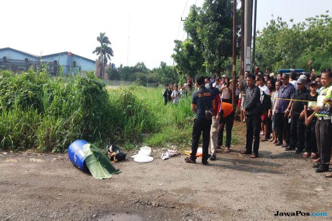 Pembunuhan Sadis Mayat di Dalam Drum karena Dendam Pribadi?