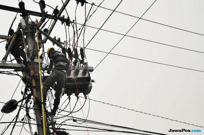 Pemerintah Targetkan Rasio Elektrifikasi 99,9 Persen di 2019