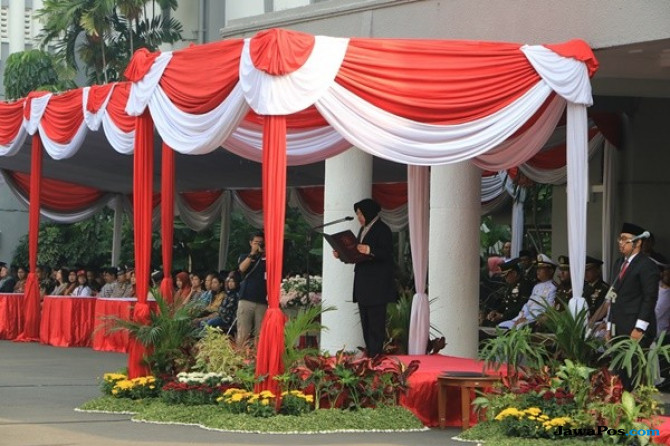 Pemkot Surabaya Beri Penghargaan Korban Bom Bunuh Diri