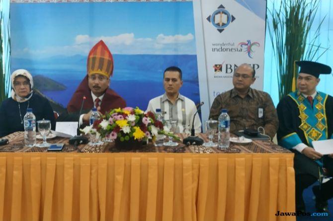 Pemprov Sumut Akan Dirikan SMK Pariwisata di Danau Toba