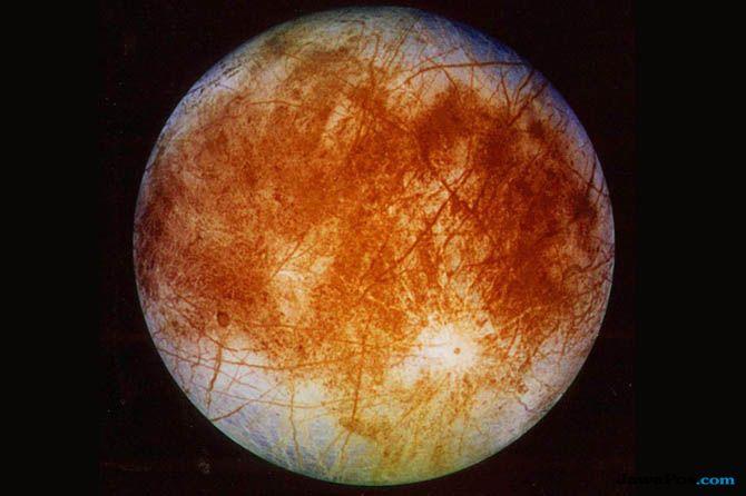 NASA Alien, NASA Bor Bulan, NASA Alien Bulan