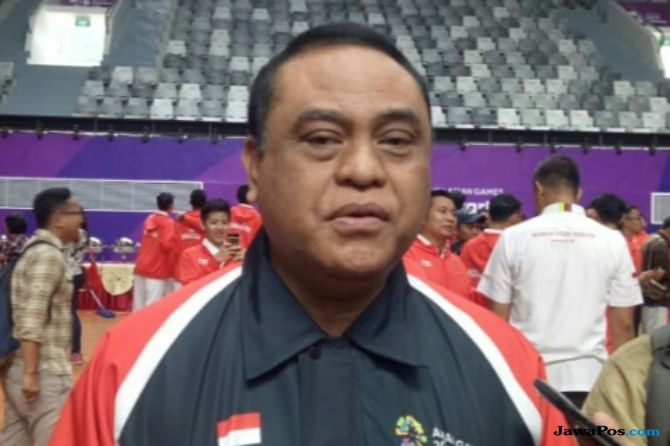 Asian Games 2018, Syafruddin, bridge, Indonesia, pencak silat