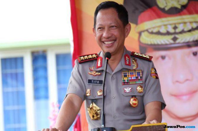 Pencurian dan Demo Warnai Asian Games 2018, Begini Kata Kapolri Tito