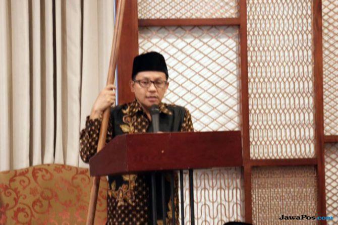 Plt Wali Kota Malang Sutiaji.