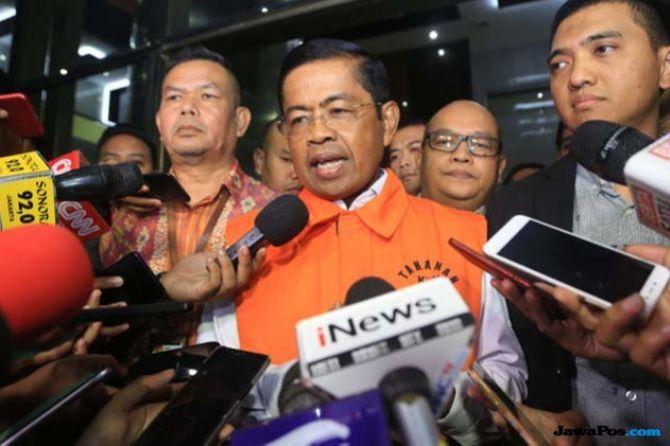 Pengacara Bantah Idrus Dijanjikan USD 1,5 Juta Dalam Suap PLTU Riau-1