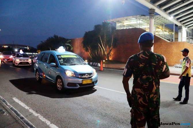 Pengamanan di Bandara Diperketat, Kendaraan dan Pengunjung Diperiksa