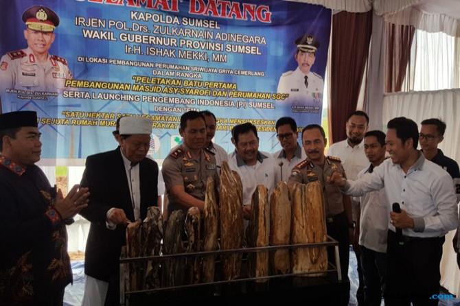 Launching Pengembang Indonesia (PI) Sumsel