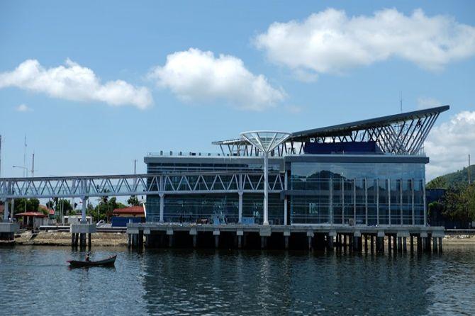 Pelabuhan Sibolga | Sumber: Jawa Pos