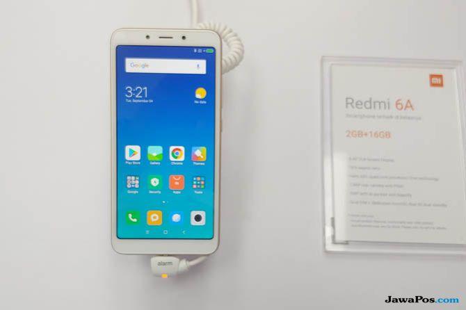 Redmi 6A, Xiaomi Redmi 6A, Blibli redmi 6A
