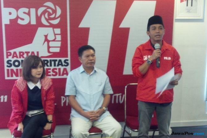 Pensiunan TNI Ini Gabung PSI Karena Tolak Politik Dinasti