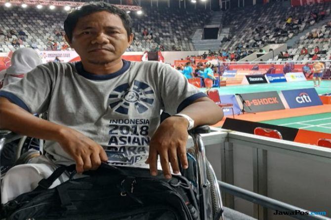 Asian Para Games 2018, Kaum Difabel, Penyandang disabilitas, INAPGOC, Risal Anssor
