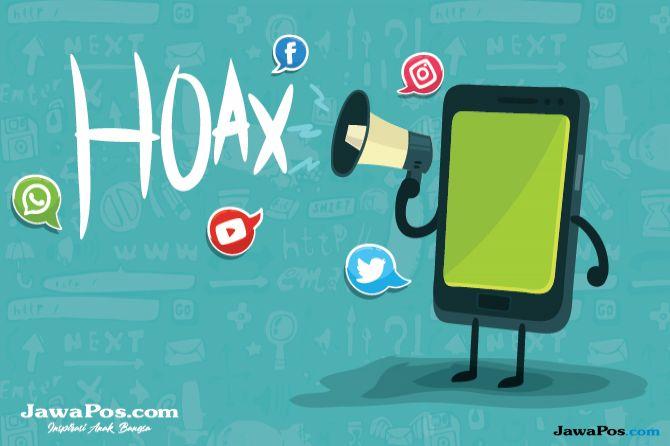 Penyebaran Hoax semakin Masif dan Mengkhawatirkan